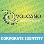 Corporate Identity Template #30998