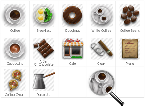 Cafe and Restaurant Icon Sets website inspirations at your coffee break? Browse for more Icon Set #templates! // Regular price: $25 // Sources available: .PSD #Cafe and Restaurant #Icon Sets #Icon Set