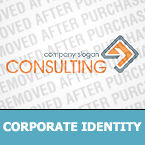 Corporate Identity Template #31312