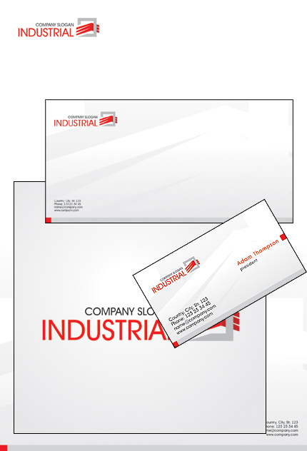 Industrial Most Popular website inspirations at your coffee break? Browse for more Corporate Identity #templates! // Regular price: $35 // Sources available: .PSD, .CDR #Industrial #Most Popular #Corporate Identity