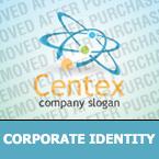 Corporate Identity Template #31323