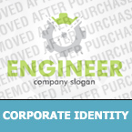 Corporate Identity Template #31749