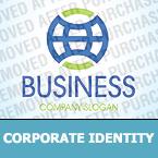 Corporate Identity Template #31844