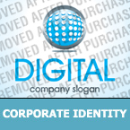 Corporate Identity Template #32174