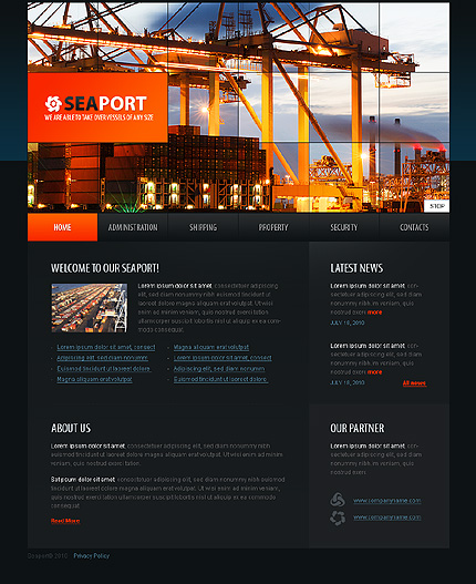 Transportation CSS Most Popular Wide Templates SWiSHmax4 Templates website inspirations at your coffee break? Browse for more SWiSH Animated #templates! // Regular price: $59 // Sources available:.SWF,  .HTML,  .PSD, .SWI #Transportation #CSS #Most Popular #Wide Templates #SWiSHmax4 Templates #SWiSH Animated