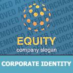 Corporate Identity Template #32248