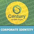 Corporate Identity Template #32249