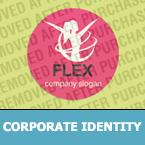 Corporate Identity Template #32296