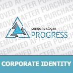 Corporate Identity Template #32307