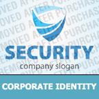 Corporate Identity Template #32374