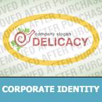 Corporate Identity Template #32594