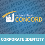 Corporate Identity Template #32595