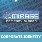 Corporate Identity Template #32596