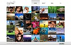 Photo Gallery 2.0 Template #32621
