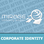 Corporate Identity Template #32708