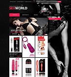 OsCommerce Template #33350