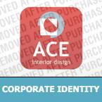 Corporate Identity Template #33436