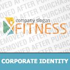 Corporate Identity Template #33550