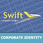 Corporate Identity Template #33556