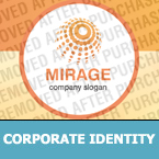 Corporate Identity Template #33729