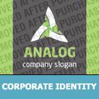 Corporate Identity Template #33836