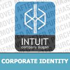 Corporate Identity Template #33839