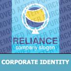 Corporate Identity Template #33916