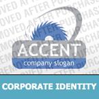 Corporate Identity Template #33919