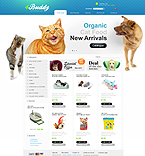 OsCommerce Template #33972