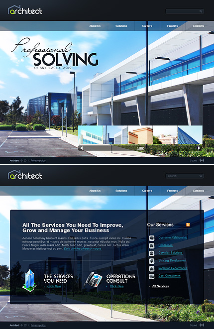 Architecture CSS Dynamic Swish Wide Templates SWiSHmax4 Templates website inspirations at your coffee break? Browse for more Dynamic SWiSH Site #templates! // Regular price: $60 // Sources available:.SWF,  .HTML,  .PSD, .SWI #Architecture #CSS #Dynamic Swish #Wide Templates #SWiSHmax4 Templates #Dynamic SWiSH Site