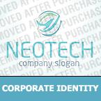 Corporate Identity Template #34145
