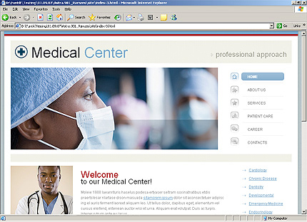 Medical CSS Wide Templates SWiSHmax4 Templates website inspirations at your coffee break? Browse for more SWiSH Animated #templates! // Regular price: $58 // Sources available:.SWF,  .HTML,  .PSD, .SWI #Medical #CSS #Wide Templates #SWiSHmax4 Templates #SWiSH Animated