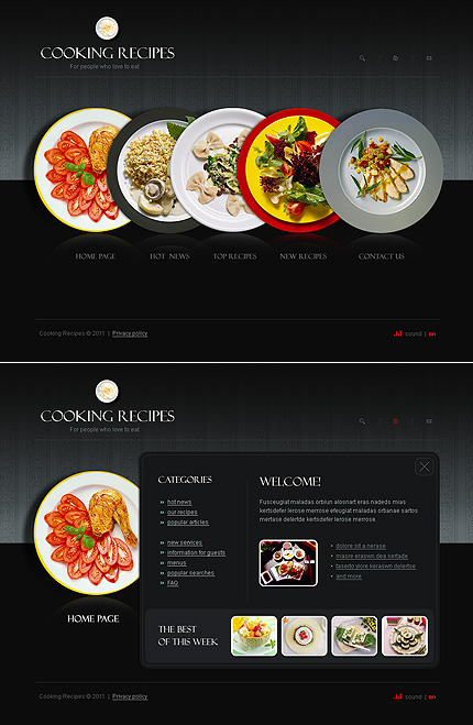 Food & Drink CSS Dynamic Swish Wide Templates SWiSHmax4 Templates website inspirations at your coffee break? Browse for more Dynamic SWiSH Site #templates! // Regular price: $60 // Sources available:.SWF,  .HTML,  .PSD, .SWI #Food & Drink #CSS #Dynamic Swish #Wide Templates #SWiSHmax4 Templates #Dynamic SWiSH Site