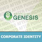 Corporate Identity Template #34283