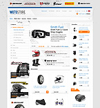 OsCommerce Template #34295