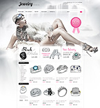 OsCommerce Template #34400