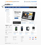 OsCommerce Template #34521