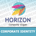 Corporate Identity Template #34789