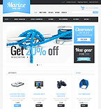 OsCommerce Template #34894