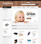 OsCommerce Template #34895