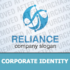 Corporate Identity Template #35161