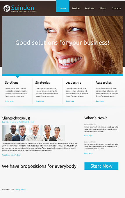 Business Wide Templates Drupal Templates website inspirations at your coffee break? Browse for more Drupal #templates! // Regular price: $64 // Sources available: .PSD, .PHP #Business #Wide Templates #Drupal Templates #Drupal