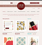 OsCommerce Template #35279