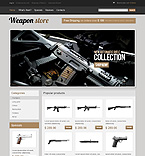 OsCommerce Template #35281
