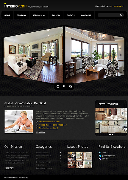 Interior & Furniture Flash 8 Wide Templates website inspirations at your coffee break? Browse for more Drupal #templates! // Regular price: $65 // Sources available:.SWF,  .PSD, .FLA, .PHP #Interior & Furniture #Flash 8 #Wide Templates #Drupal