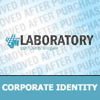 Corporate Identity Template #35479