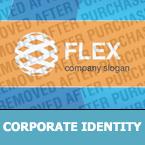Corporate Identity Template #35580
