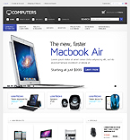 OsCommerce Template #35610