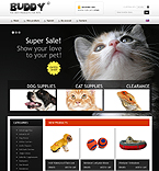 OsCommerce Template #35645