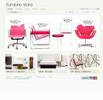 OsCommerce Template #35648
